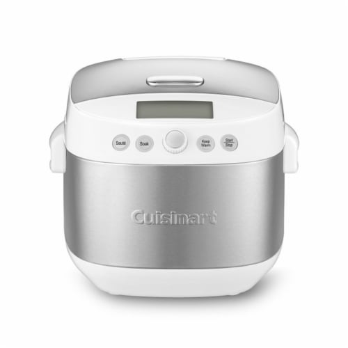 Cuisinart Rice & Grains Multicooker Perspective: front