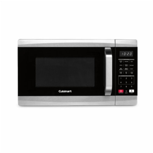 Cuisinart Compact Microwave Perspective: front