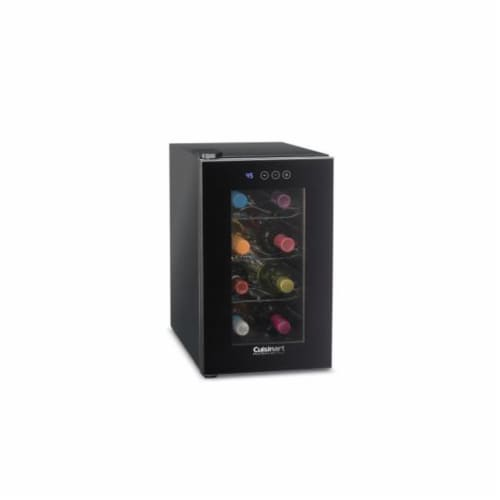 Cuisinart Private Reserve Wine Cellar Perspective: front