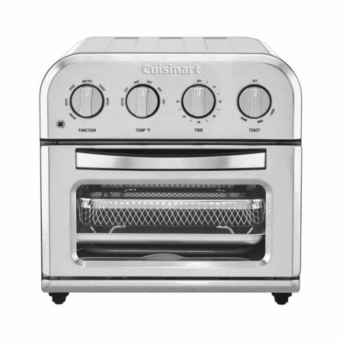Cuisinart AirFryer Toaster Oven Perspective: front