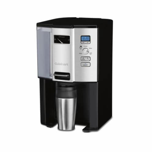 Cuisinart 12-Cup Coffee On Demand Programmable Coffeemaker Perspective: front
