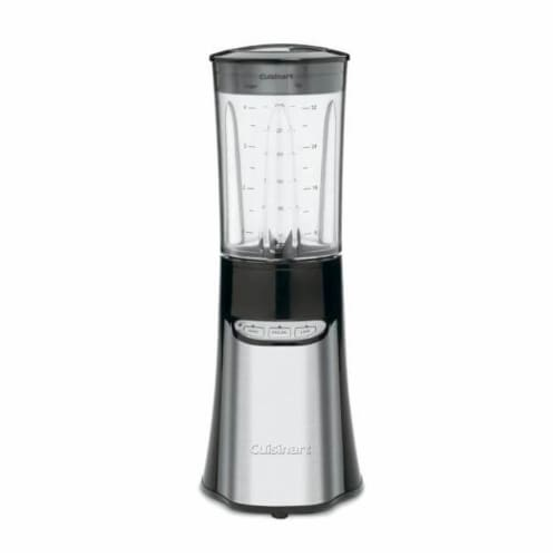 Cuisinart SmartPower Compact Portable Blending/Chopping System Perspective: front