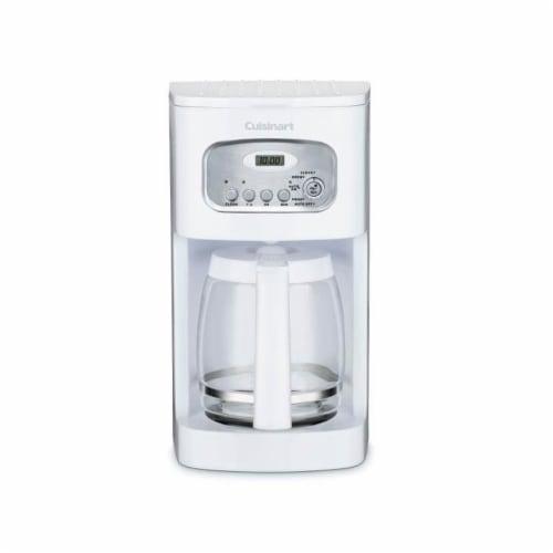 Cuisinart 12-Cup Programmable Coffeemaker Perspective: front