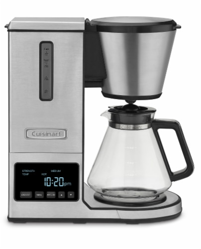 Cuisinart 8-Cup Pure Precision Pour Over Coffee Brewer Perspective: front