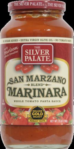 The Silver Palate San Marzano Marinara Perspective: front