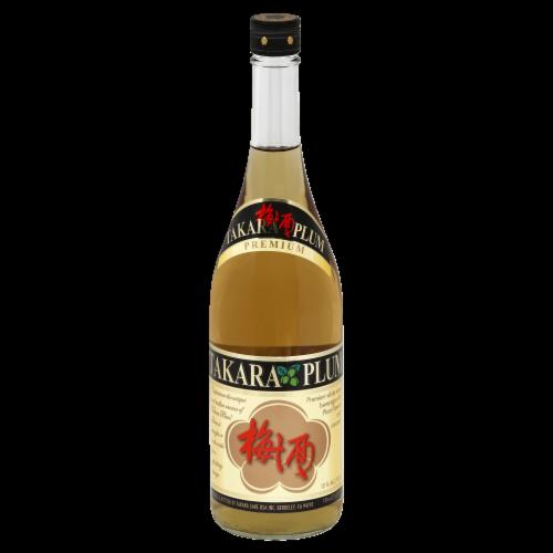 Takara Plum White Wine Perspective: front