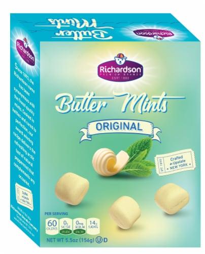 Richardson Original Butter Mints Perspective: front