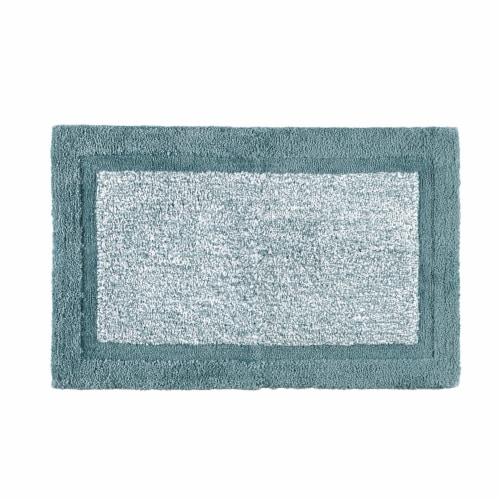Beautyrest® Bath Rug - Min Blue Perspective: front
