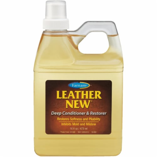 Farnam Leather New 16 Oz. Leather Care 3001409 Perspective: front