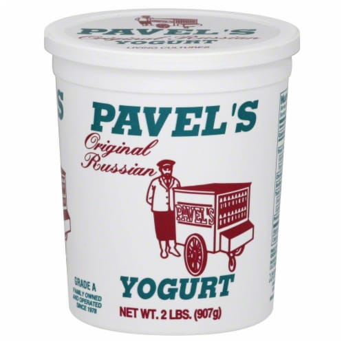 Pavel's Original Russian Yogurt Perspective: front