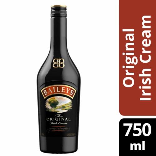 Bailey's Original Irish Cream Liqueur Perspective: front