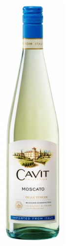 Cavit Collection Moscato Perspective: front