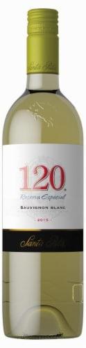 Santa Rita 120 Sauvignon Blanc White Wine Perspective: front