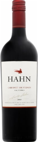 Hahn Winery Cabernet Sauvignon Perspective: front