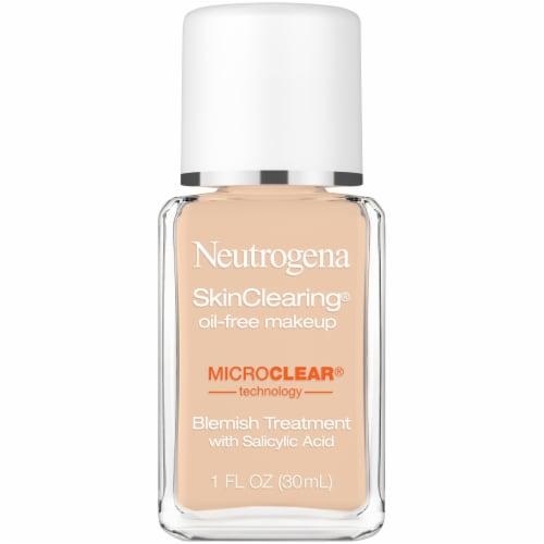 Neutrogena SkinClearing® Fresh Beige Liquid Makeup Perspective: front