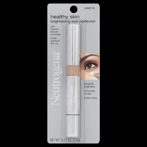 Neutrogena Healthy Skin 10 Light Brightening Eye Perfector SPF 25 Perspective: front