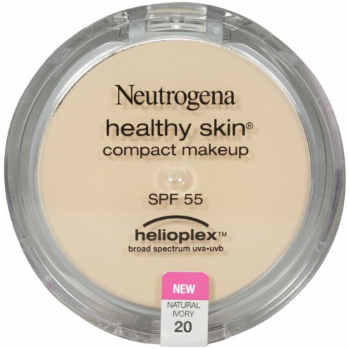 Neutrogena Healthy Skin Natural Ivory Compact Makeup Perspective: front
