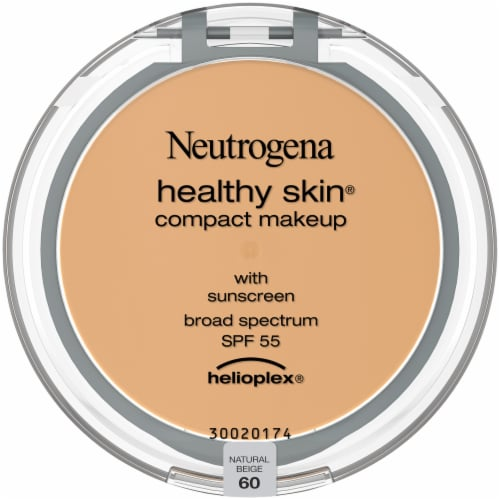 Neutrogena Healthy Skin Natural Beige 60 Powder Foundation Perspective: front