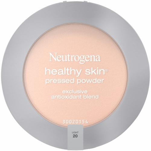 Neutrogena Healthy Skin 20 Light Pressed Powder SPF 20 Perspective: front