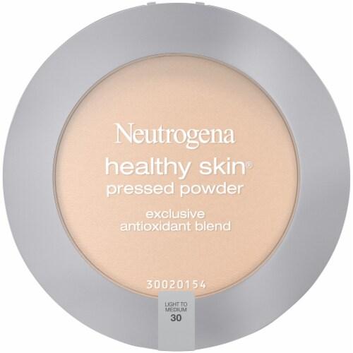 Neutrogena Healthy Skin 30 Light to Medium Pressed Powder SPF 20 Perspective: front