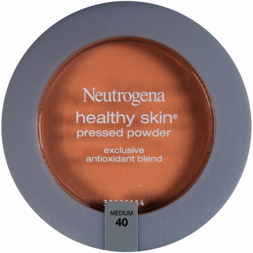 Neutrogena Healthy Skin 40 Medium Pressed Powder SPF 20 Perspective: front