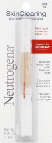 Neutrogena SkinClearing 09 Buff Blemish Concealer Perspective: front