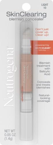 Neutrogena SkinClearing 10 Light Blemish Concealer Perspective: front