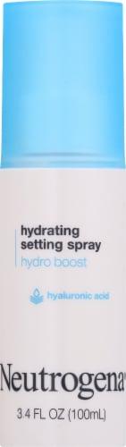 Neutrogena Hydrating Setting Spray Perspective: front