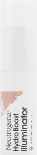 Neutrogena Hydro Boost Illuminator 20 Rose Gold Highlighter Stick Perspective: front