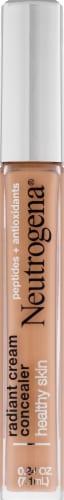 Neutrogena Radiant Cream Bisque Liquid Concealer Perspective: front