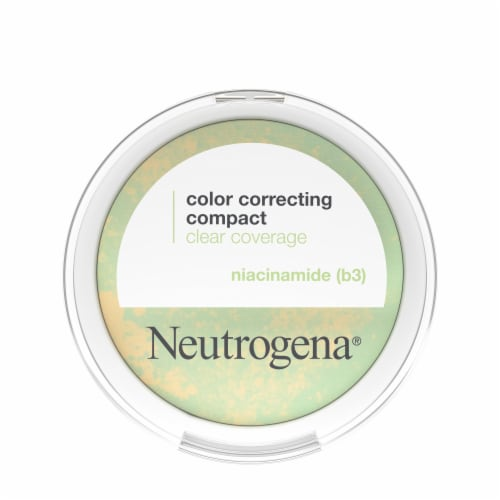 Neutrogena Color Correcting Compact Perspective: front