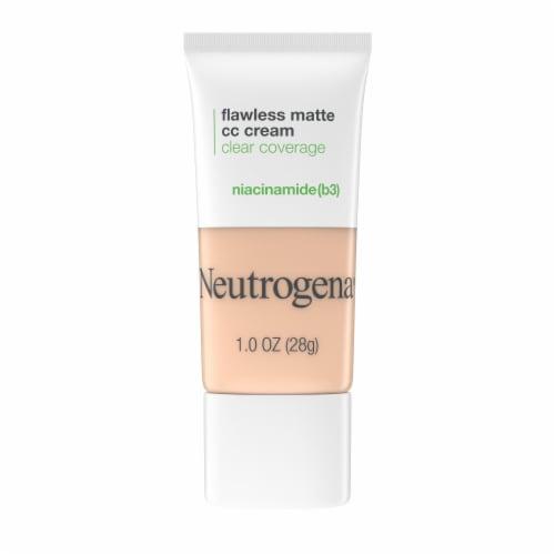 Neutrogena Flawless Matte Sand CC Cream Perspective: front
