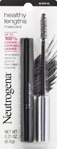 Neutrogena Healthy Lengths 02 Black Mascara Perspective: front
