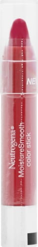 Neutrogena Moisture Smooth Bright Berry Color Stick Perspective: front