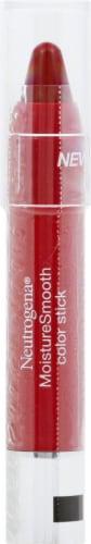 Neutrogena Moisture Classic Red Lipstick Perspective: front