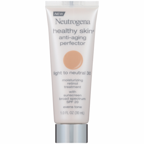 Neutrogena Healthy Skin Light to Natural SPF 20 Anti-Aging Perfector Perspective: front