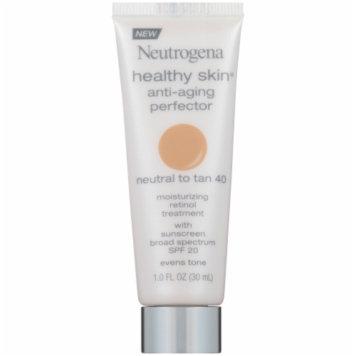 Neutrogena Healthy Skin Neutral to Tan SPF 20 Anti-Aging Perfector Perspective: front