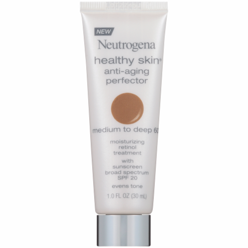 Neutrogena Healthy Skin Anti-Aging Perfecter with SPF 20 Medium to Deep 60 Perspective: front