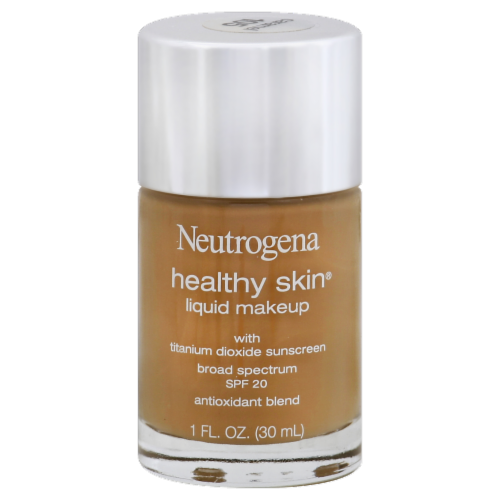 Neutrogena Healthy Skin Caramel Liquid Foundation Perspective: front