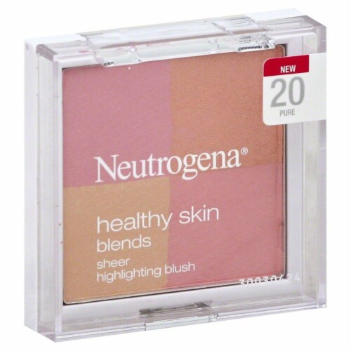 Neutrogena Healthy Skin Blends Pure Sheer Highlighting Blush Perspective: front