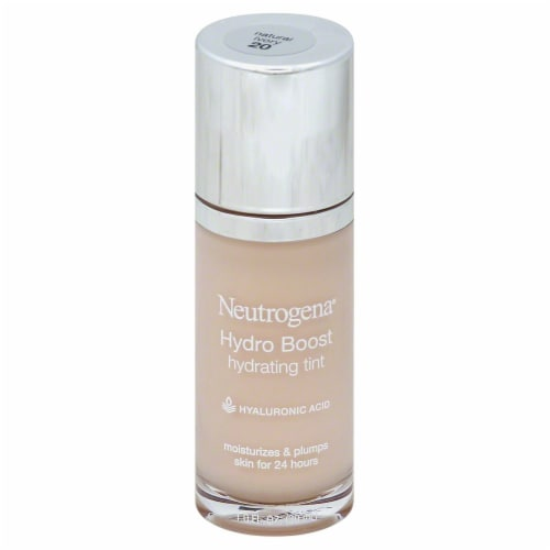 Neutrogena Hydro Boost 20 Natural Ivory Hydrating Tint Perspective: front