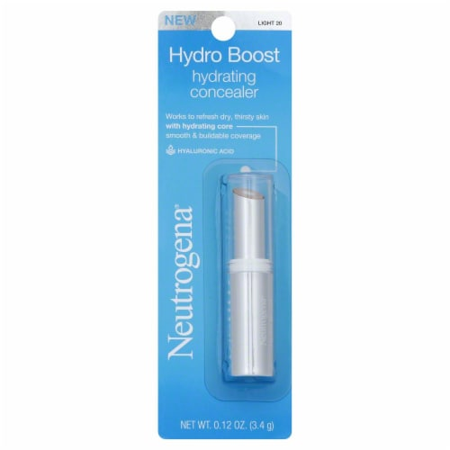 Neutrogena Hydro Boost 20 Light Hydrating Concealer Perspective: front