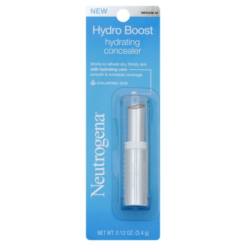 Neutrogena Hydro Boost Hydrating Concealer Medium 40 Perspective: front