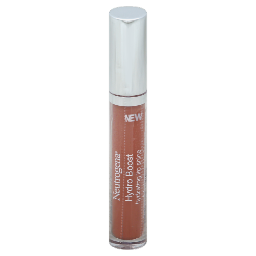 Neutrogena Hydro Boost Berry Brown 20 Hydrating Lip Shine Perspective: front