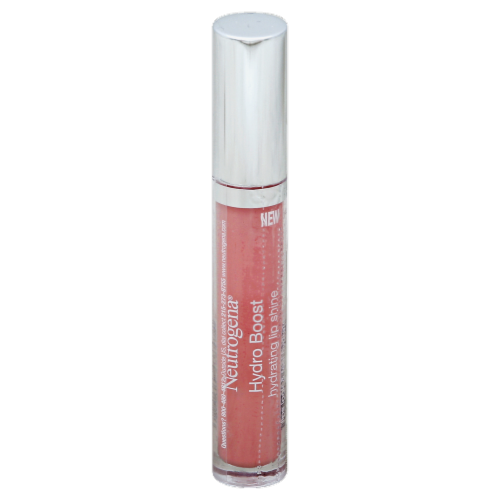 Neutrogena Hydro Boost Pink Sorbet 40 Hydrating Lip Shine Perspective: front