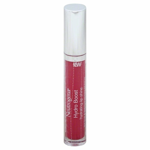 Neutrogena Hydro Boost Raspberry Hydrating Lip Shine Perspective: front