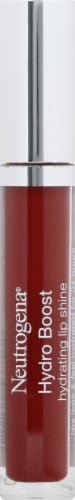 Neutrogena Hydro Boost 70 Velvet Wine Hydrating Lip Shine Perspective: front
