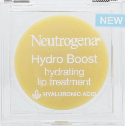 Neutrogena Hydro Boost Hydrating Lip Treatment Perspective: front
