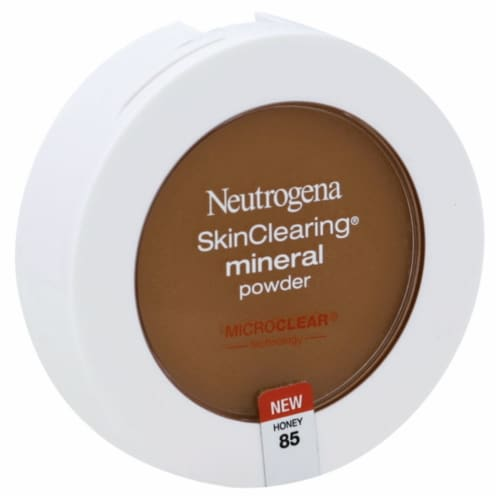Neutrogena Honey SkinClearing® Mineral Powder Perspective: front