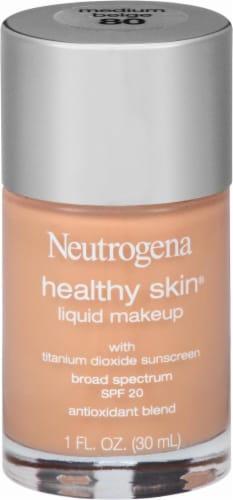 Neutrogena Healthy Skin Medium Beige Liquid Foundation Perspective: front